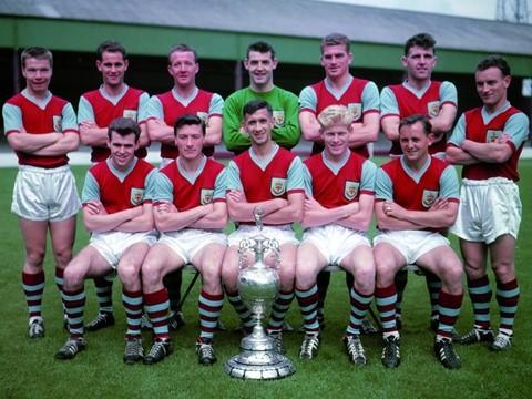 League Champions: 1960....