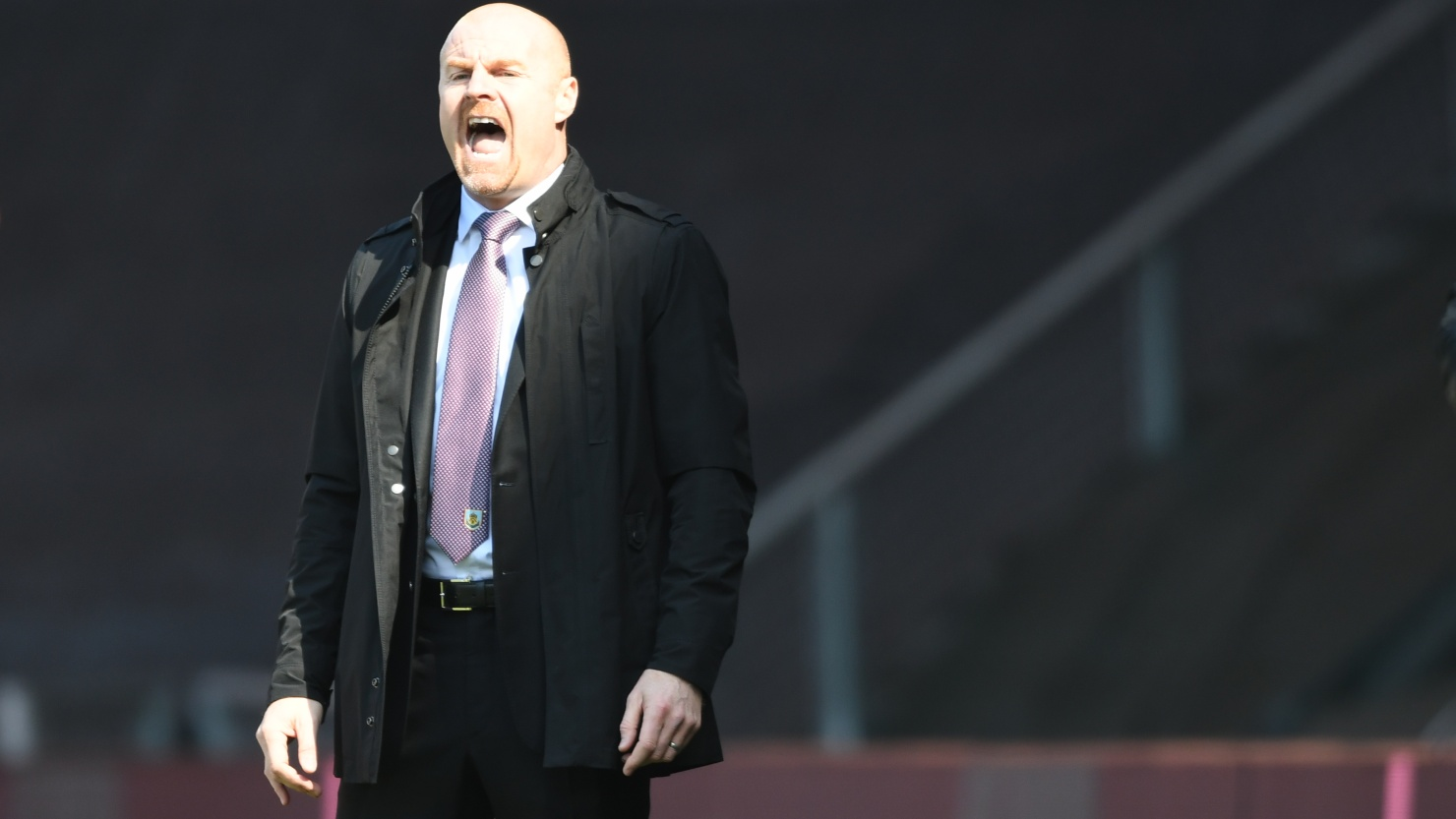 Dyche: We Go Again