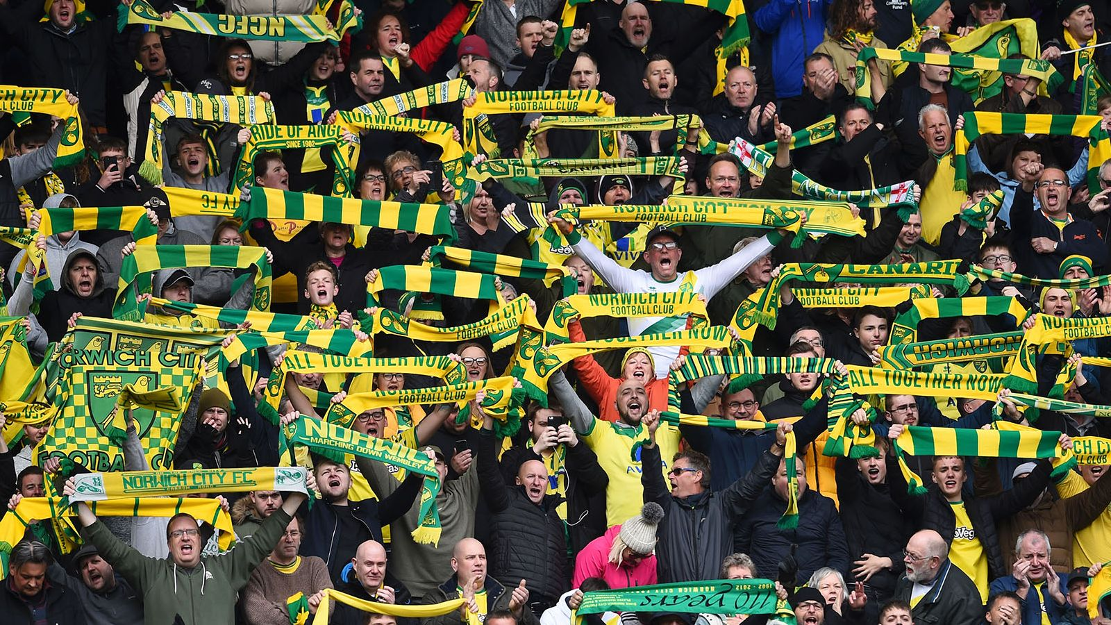 25-off-scarves-as-supporters-urged-to-create-a-sea-of-yellow-and-green-for-watford-match