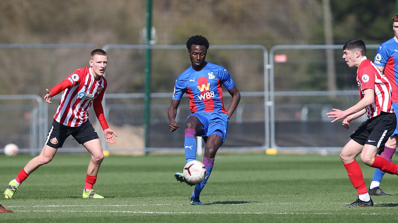 CPFC U23s v Sunderland Malachi Boateng.jpg