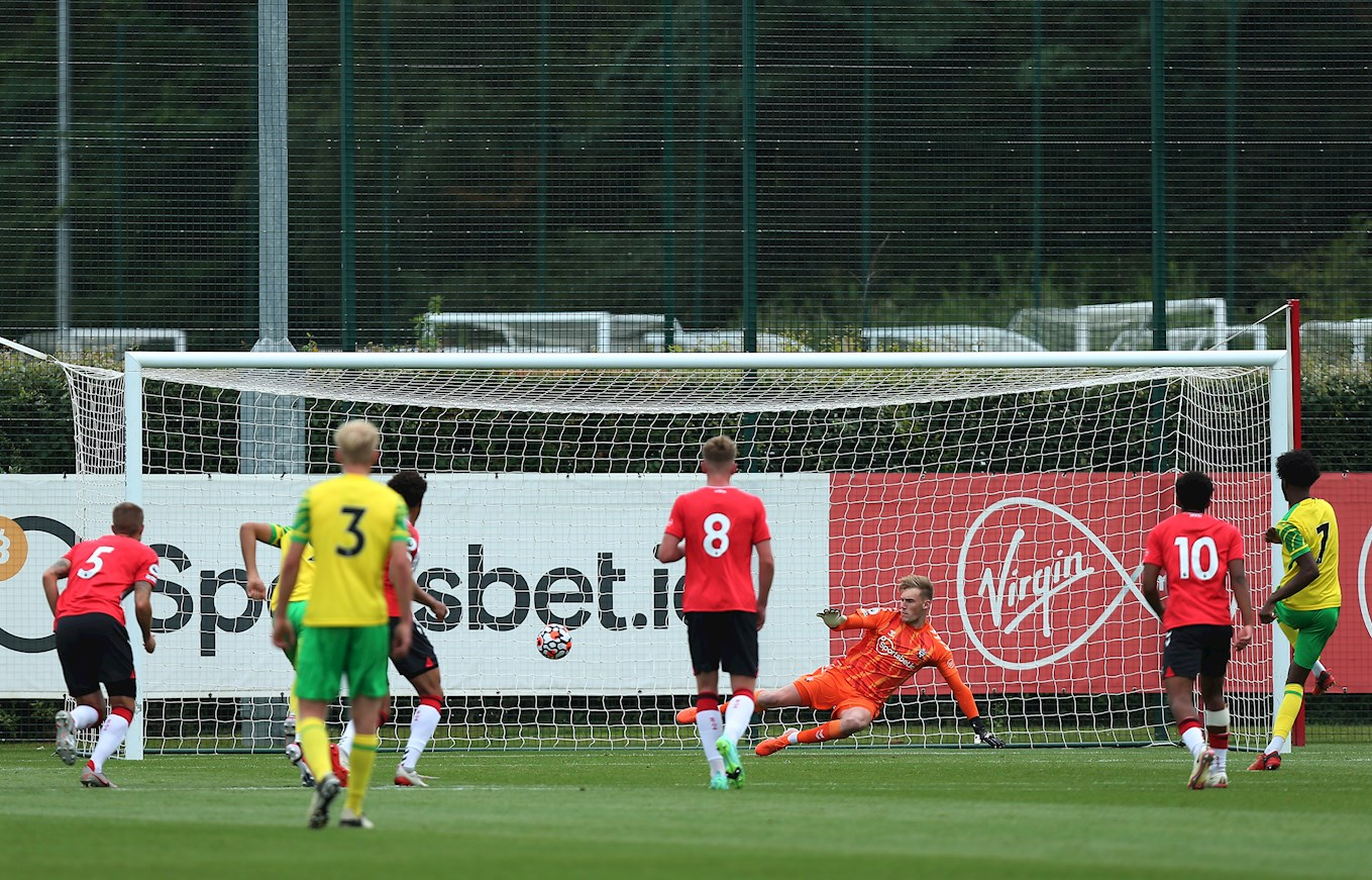 abu-kamara-nets-a-hat-trick-as-norwich-under-23s-begin-with-win-over-saints