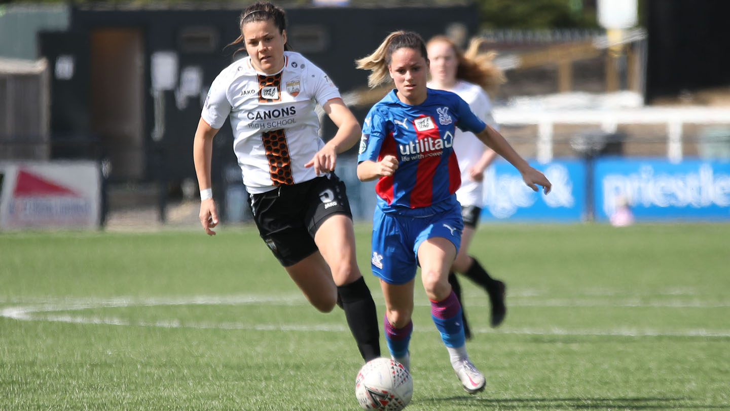 CPFCW London Bees FA Cup Khassal.jpg