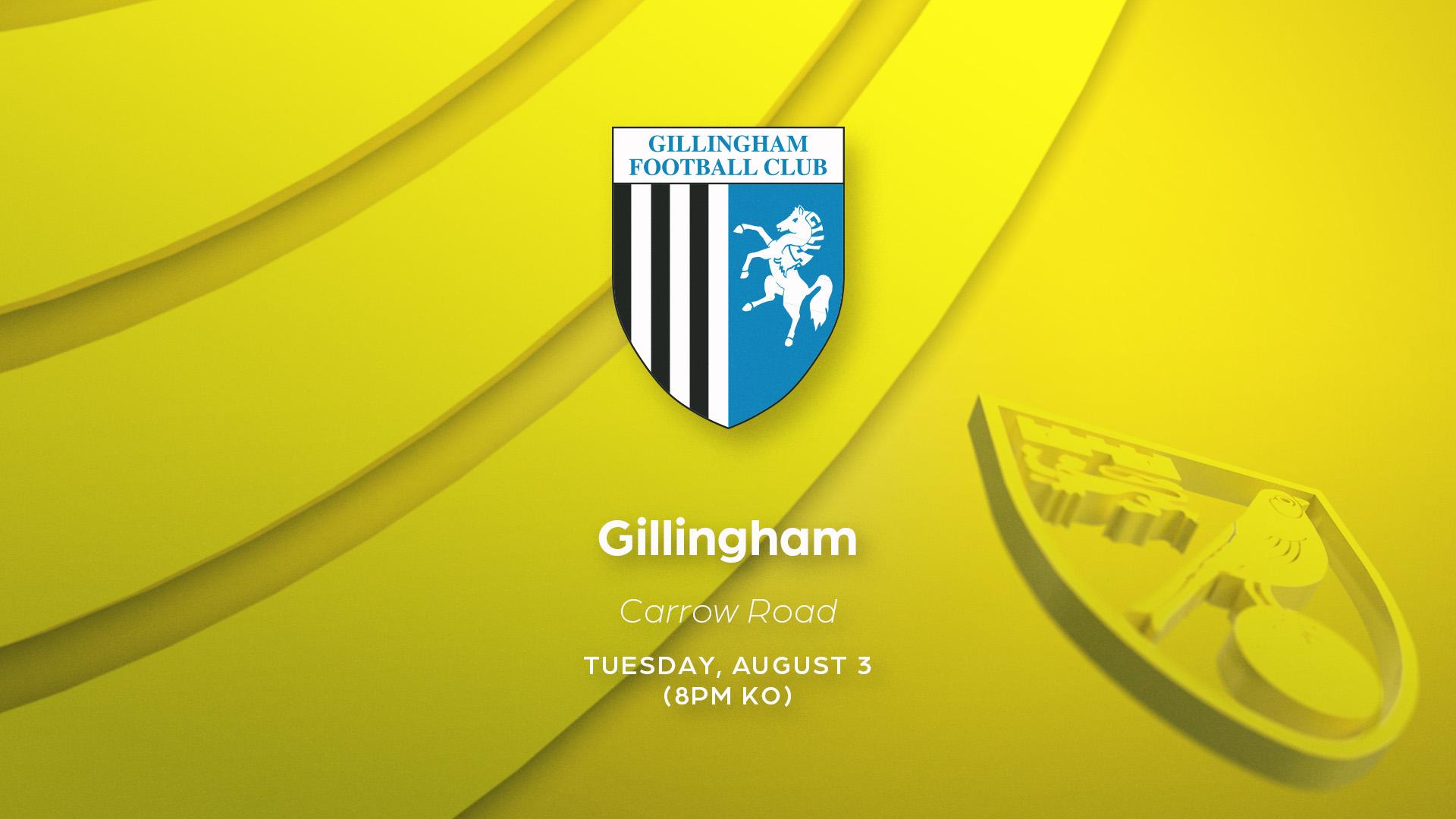 norwich-city-gillingham-pre-season-friendly