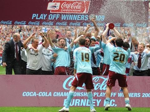 Championship Play Off Winners 2009