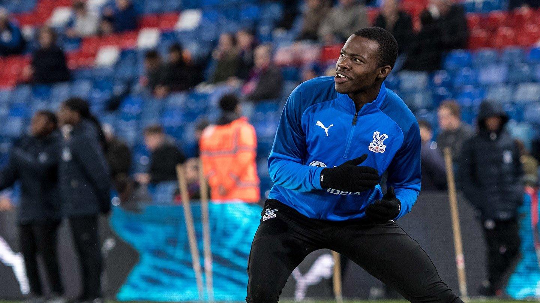 Tyrick Mitchell substitute Brighton.jpg