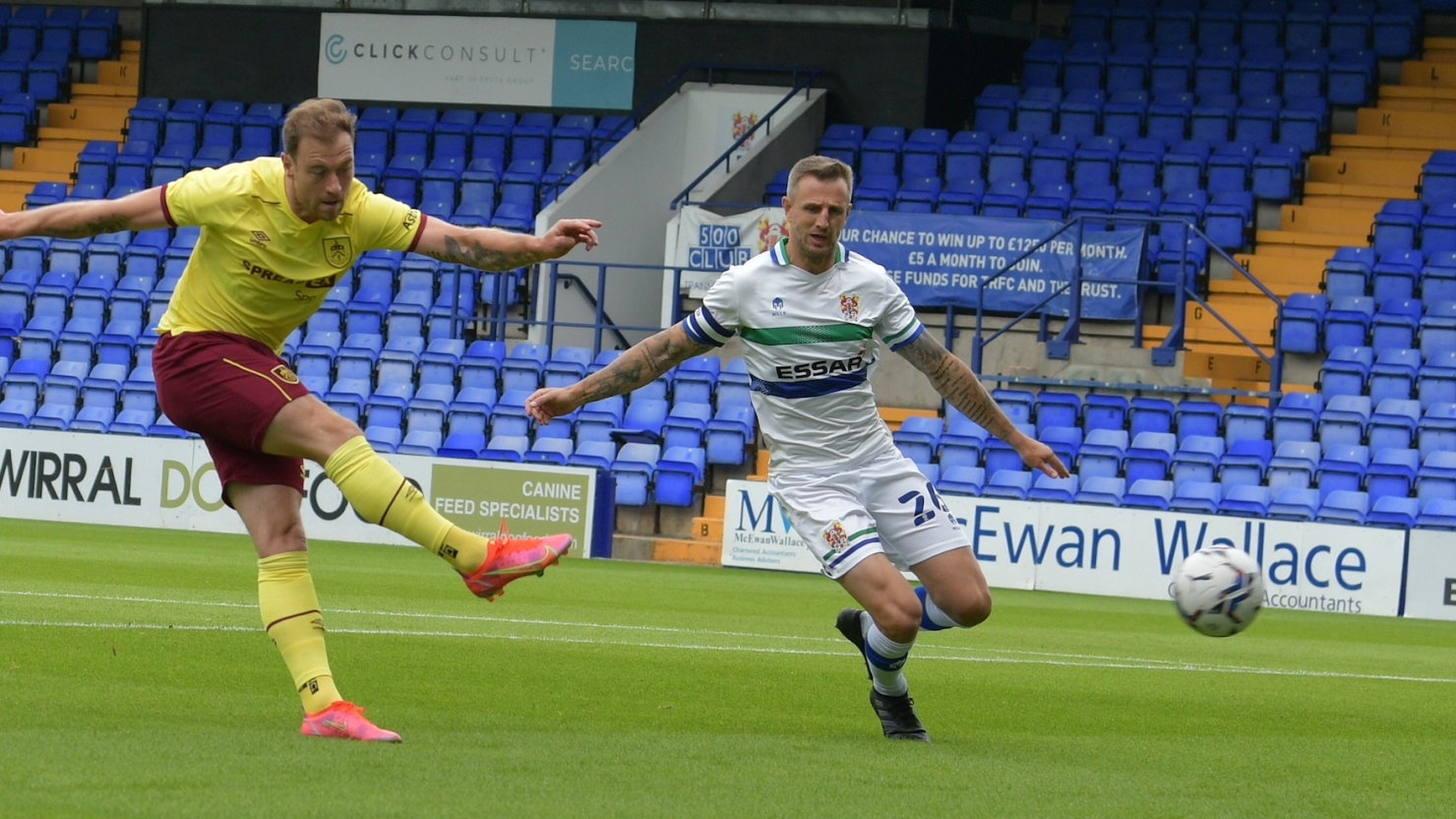 BARNES GLAD TO BE BACK IN THE GROOVE