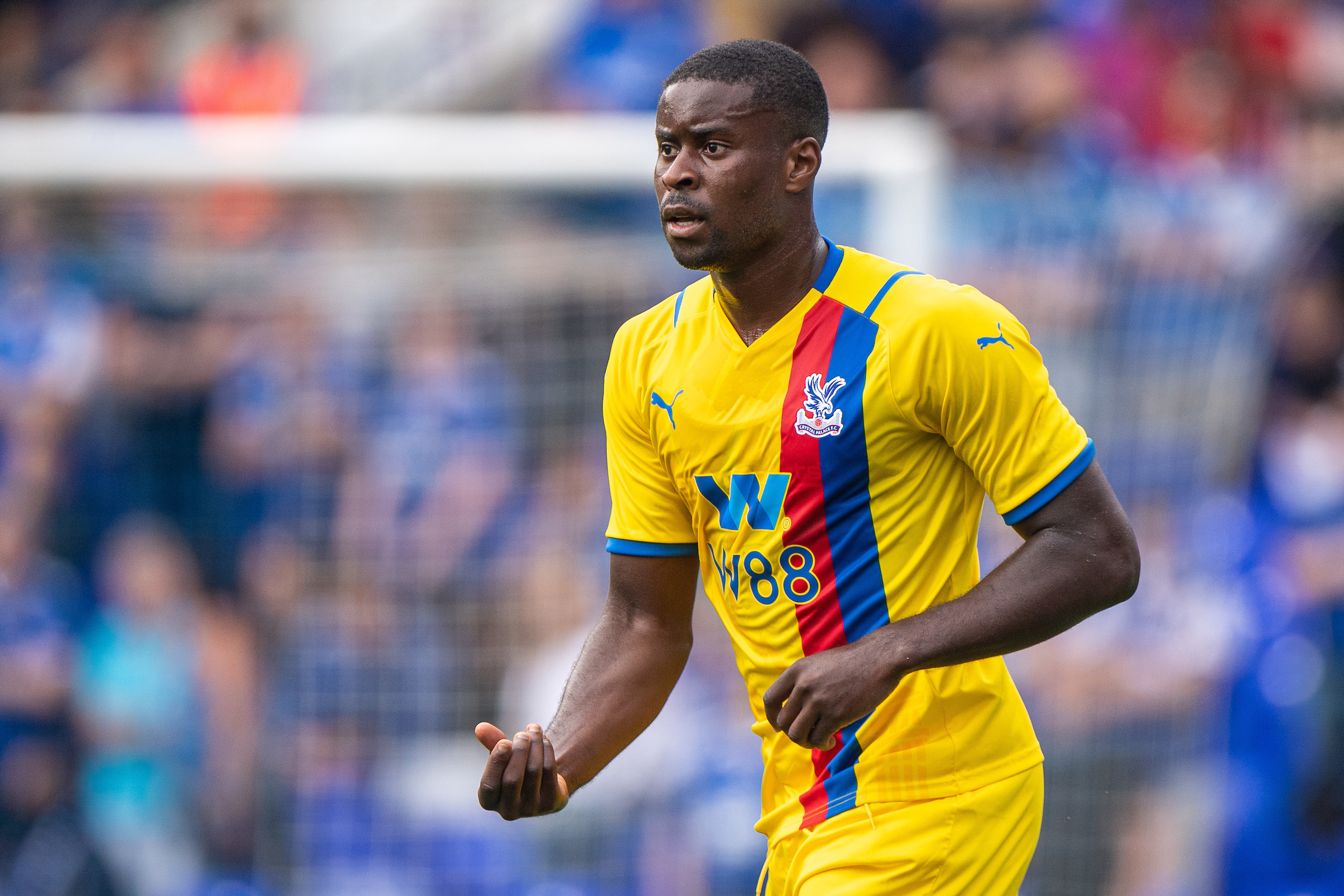 Team news: Guéhi starts amid roster of changes v Charlton