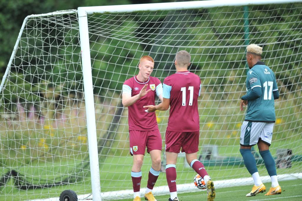 U23 Report: Burnley 1 Wrexham 0