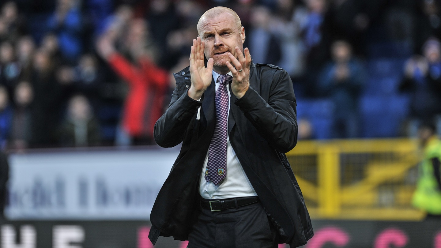 Dyche: Fans Back Will Give Us A Lift