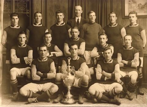 League Champions: 1921
