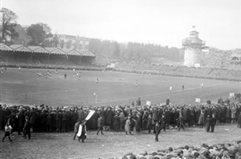 The Crystal Palace: FA Cup Final 1914, Burnley v Liverpool