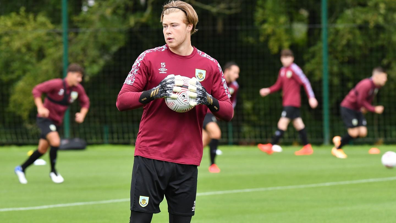 Clarets Keeper Starts Season With Northern Ireland