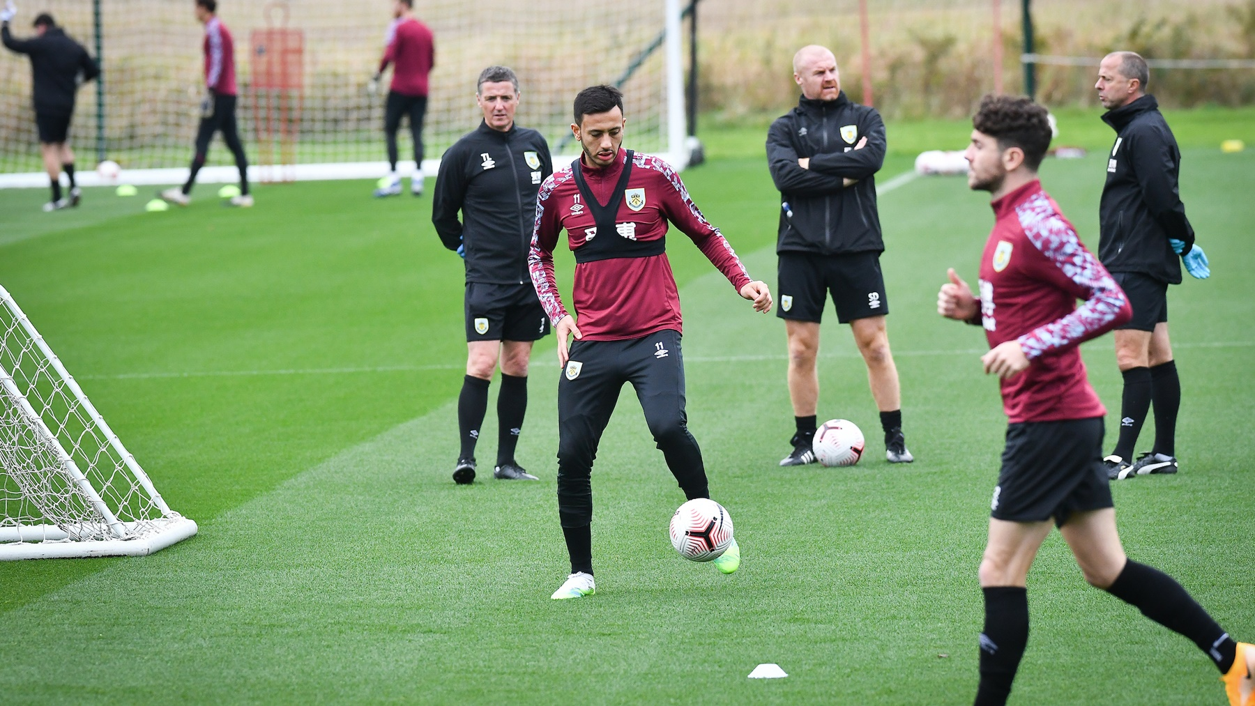 Dyche: Dwight Can be Smiles Better