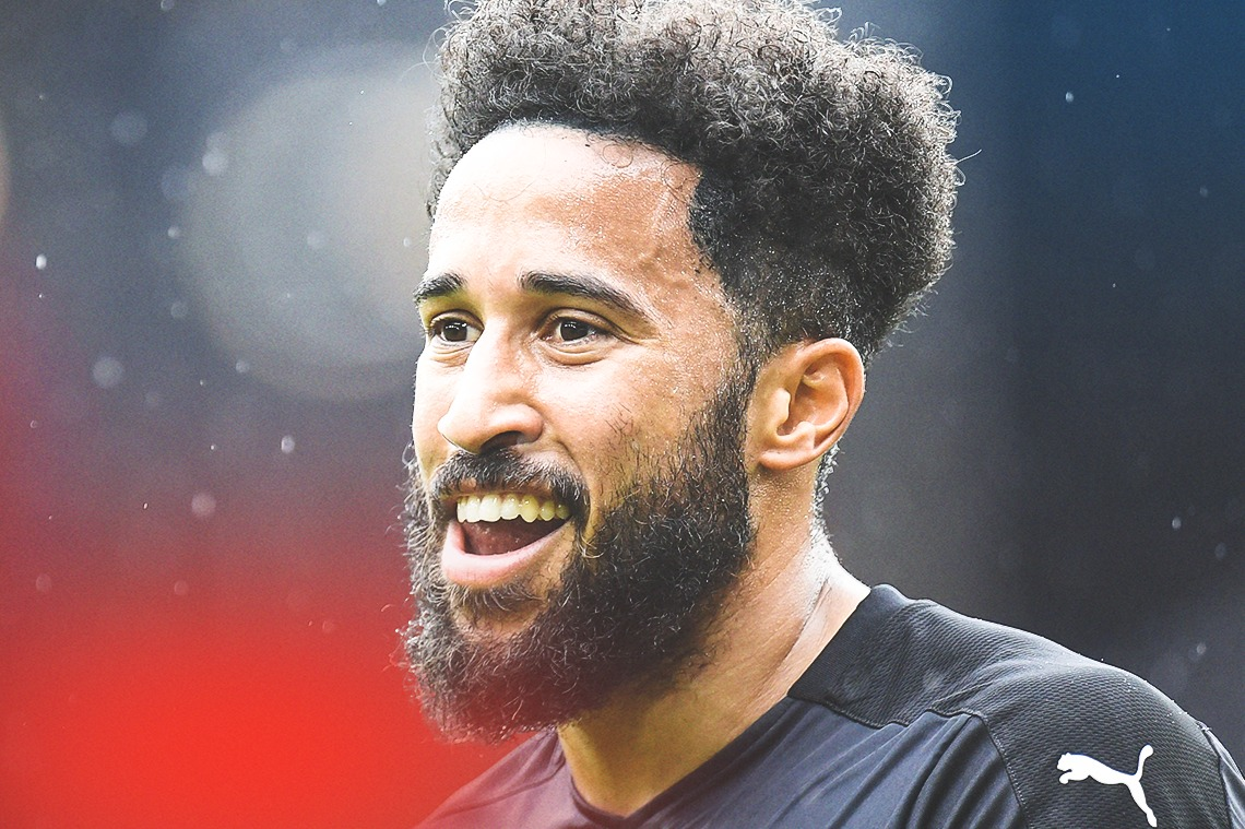 Andros Townsend departs Crystal Palace after five years