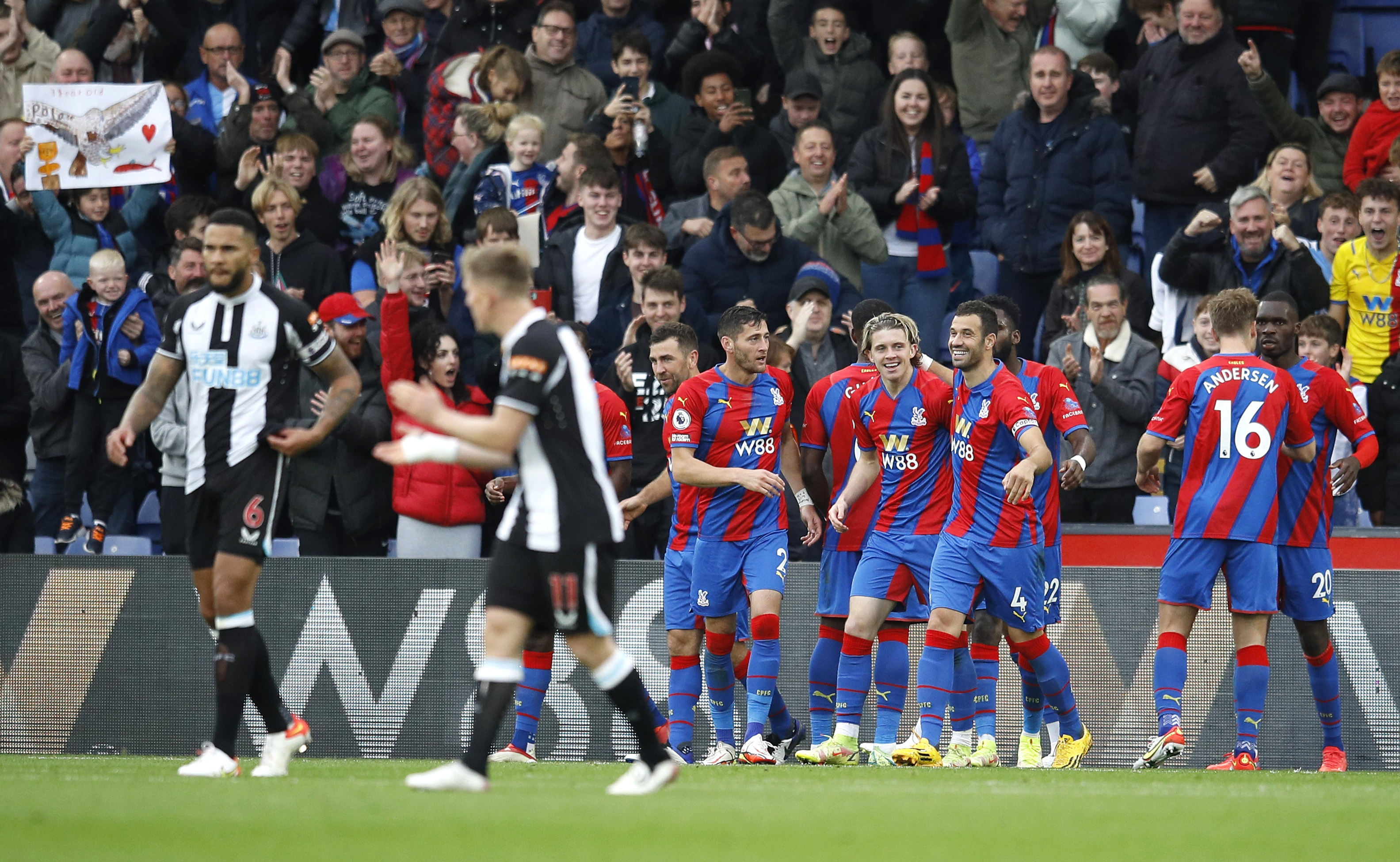 Vote for your Man of the Match from strong Newcastle display