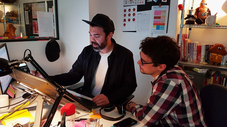 Grant Orchard in the studio.jpg