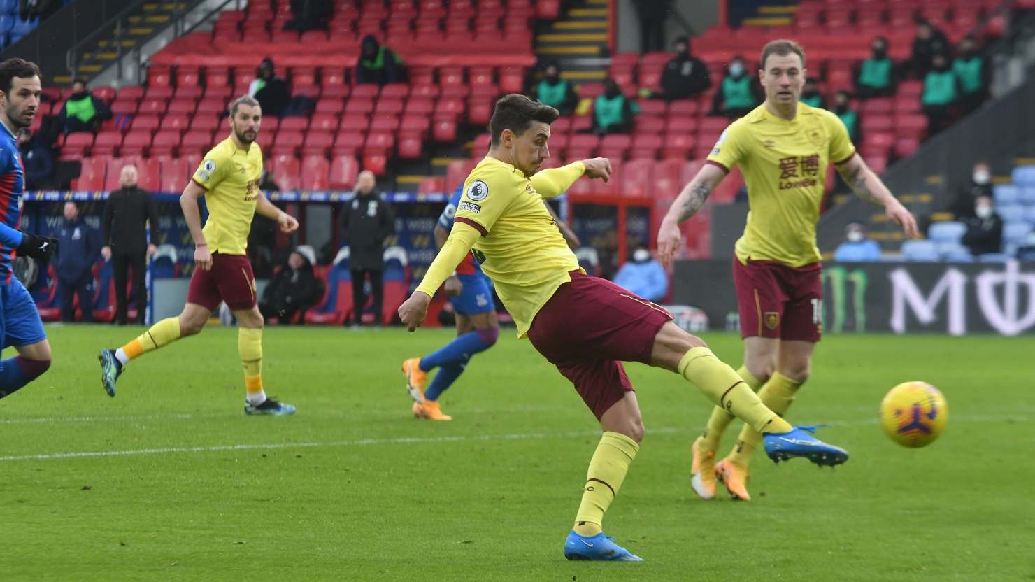 Lowton Stunner Nominated For Goal Of The Month