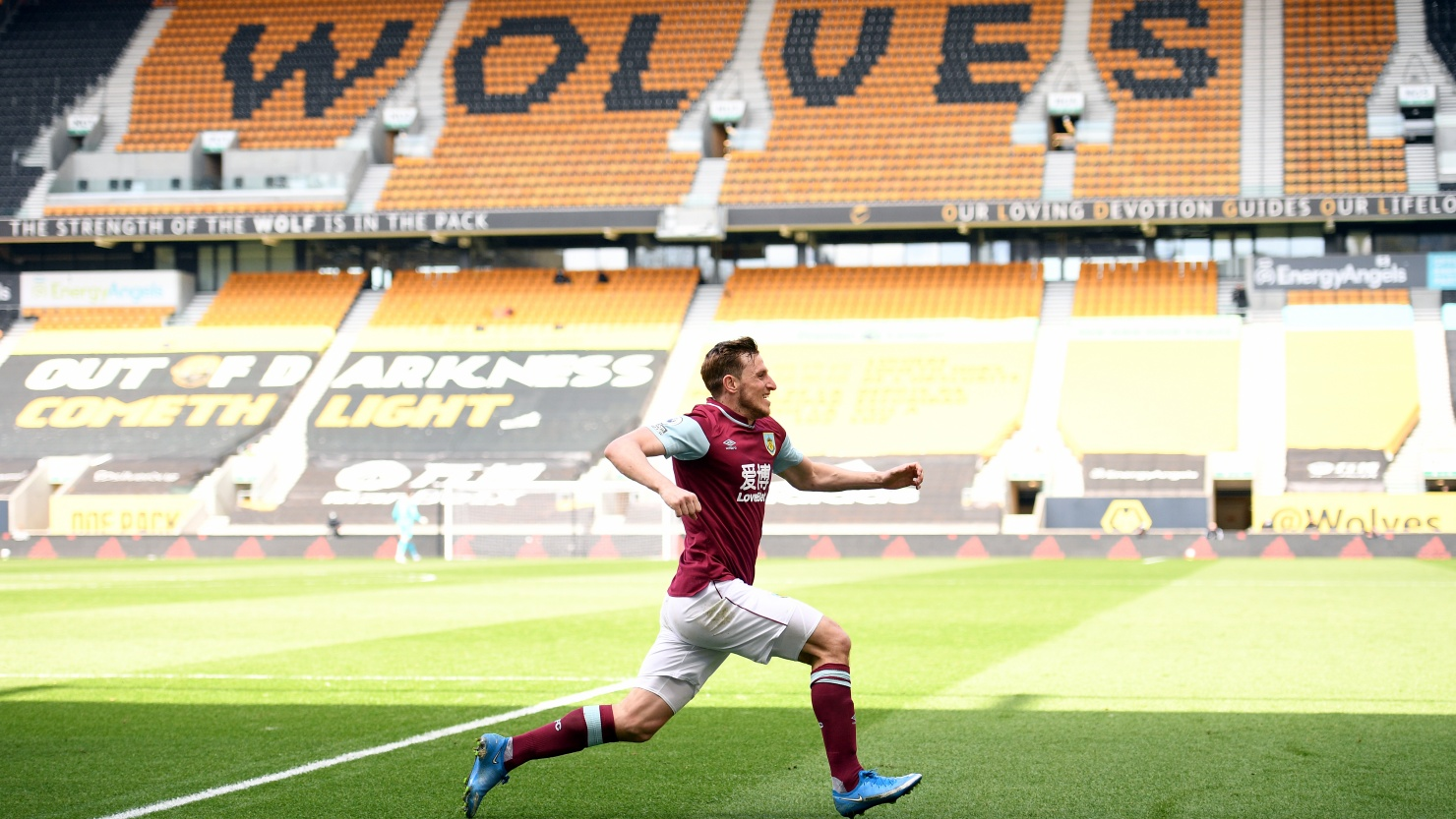 PL REPORT: Wolves 0 Burnley 4