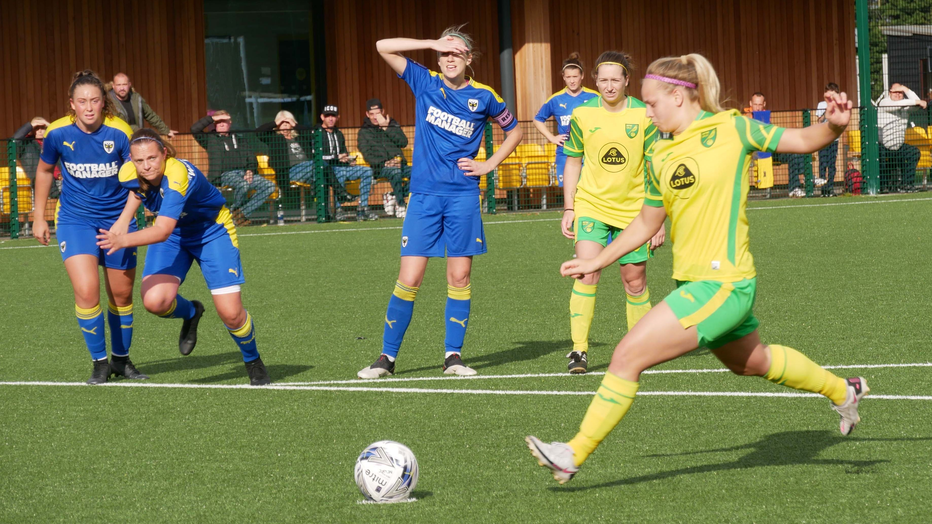 norwich-city-women-beaten-in-plate-competition-by-afc-wimbledon
