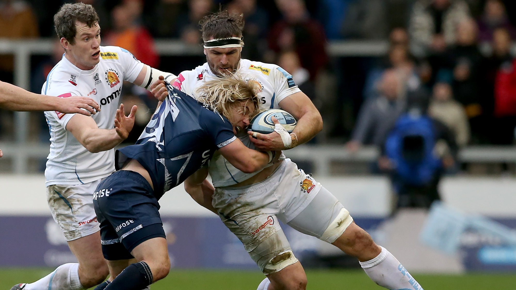Big Match Preview: Sale Sharks v Exeter Chiefs   Rugby-Addict