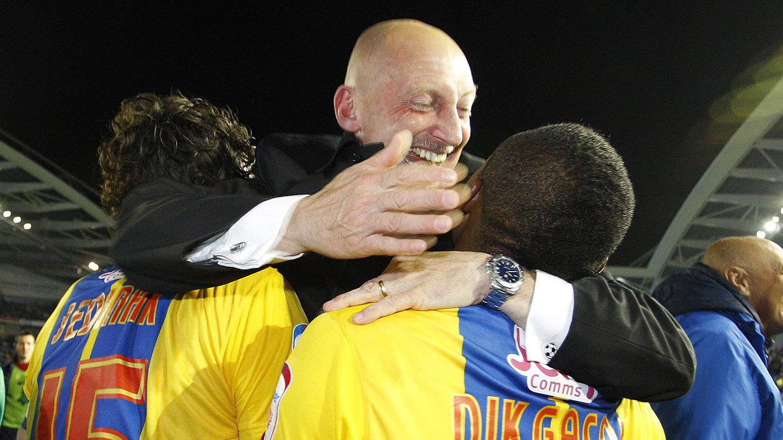 Holloway Dikagcoi Jedinak play off Brighton 2013 semi final.jpg