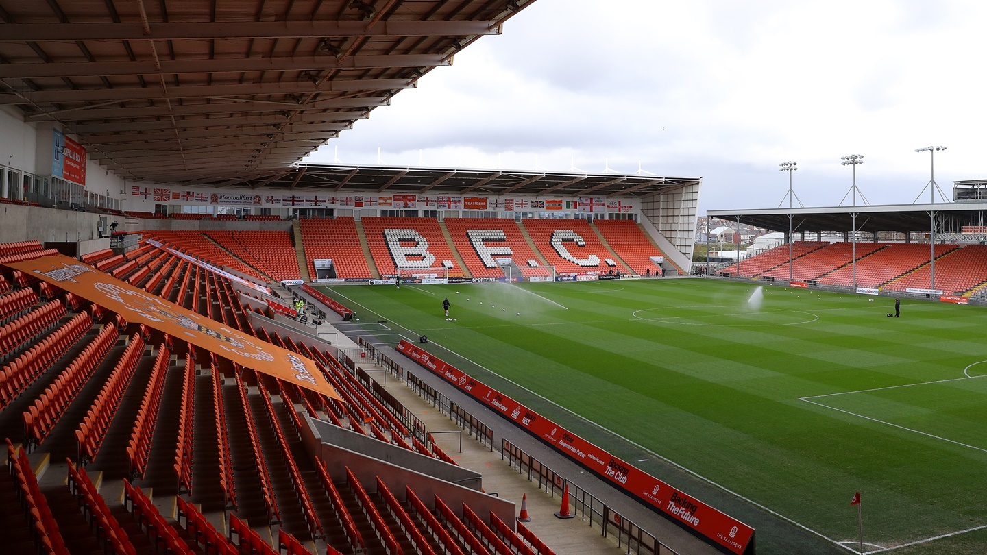 Watch live: Blackpool and Nottingham Forest Friendlies