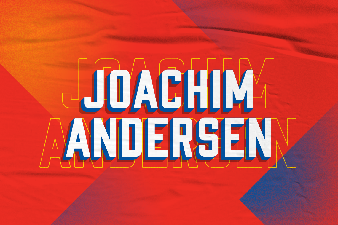 Joachim Andersen signs for Crystal Palace